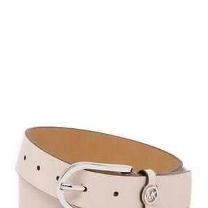 100% Authentic MK Pink Belt
